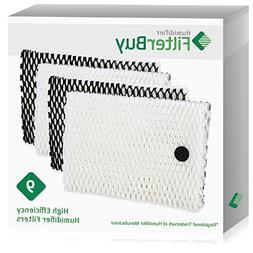 FilterBuy Holmes Type E HWF100, Bionaire BWF100 Humidifier R