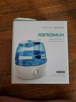 HOMASY by VicTsing Cool Mist Humidifier for Small Rooms HM16