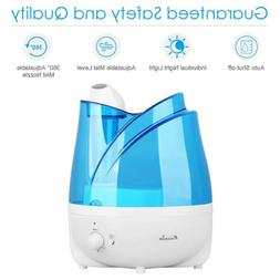 Home Humidifier Ultrasonic Air Purifier Aroma Diffuser Auto