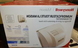 Honeywell Home Whole-House Humidifier Furnace Duct-Mounted H