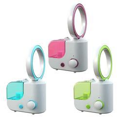 Household AC Mini Leafless Humidifier Mechanical Air Conditi
