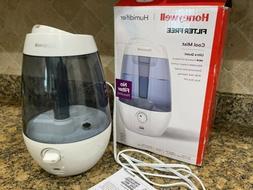 Honeywell HUL535W Cool Mist Humidifier White FILTER FREE Ult