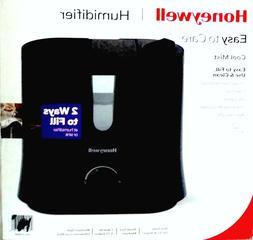 Honeywell HUL570 Cool Mist Ultrasonic Humidifier, Black