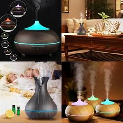 Humidifier and Essential Oil Diffuser for Kids Bedroom Cool