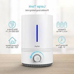 VAVA Humidifier Cleaner Air Best For Bedroom Repair Moisturi