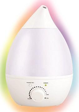 Humidifier Cool Mist Aroma Oil Diffuser Ultrasonic Adjustabl