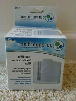 humidifier demineralization cartridge fltdc decalcification
