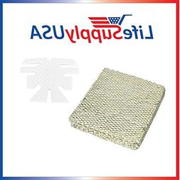LifeSupplyUSA Humidifier Evaporator Pad Filter with Wick fit
