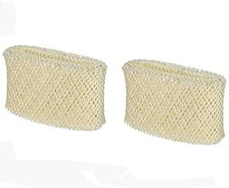 Ximoon 2 Pack Humidifier Filter for Vicks & Kaz WF2, Fit Vic