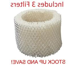 3 Humidifiers Filter Fits Vicks WF2 V3500N, V3100 & V3900 Se