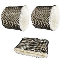 MAYITOP 3-Pack Humidifier Filters for HWF64 Holmes, HM1645,