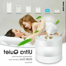 Humidifier LED Diffuser Essential Oil Ultrasonic Atomizer Ca