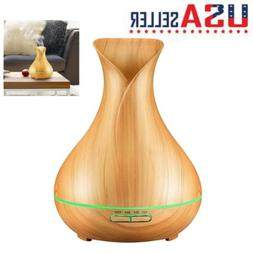 VicTsing Humidifier Ultrasonic Air Aromatherapy Essential Oi