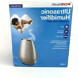 Humidifier CVS Health Ultrasonic Soothing Cool Mist 10 Hours