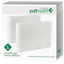 FilterBuy Humidifier Wick Replacement Filters for Lasko Humi