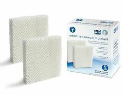 Fette Filter - Humidifier Wicking Filters Compatible with HF