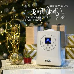 LEVOIT Humidifiers, 6L Warm and Cool Mist Ultrasonic Humidif