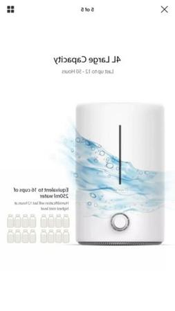 iTvanila Humidifiers, Cool Mist Humidifiers, 4L Ultrasonic H