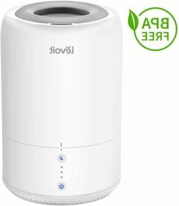 LEVOIT Humidifiers for Bedroom,Top Fill Cool Mist Cold Air U