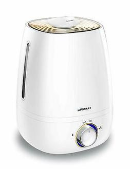 HUMERE Humidifiers for Bedroom Ultrasonic Cool Mist Humidifi