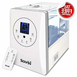 LEVOIT Humidifiers for Large Room, 6L Warm and Cool Mist Ult