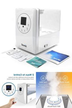 Humidifiers Whole House 6L Warm Mist Ultrasonic Bedroom Remo