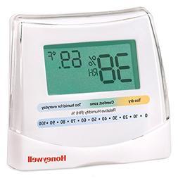 Honeywell Humidity Monitor, White