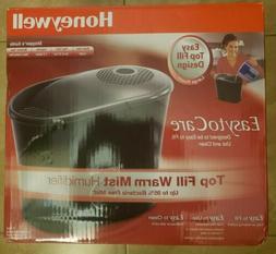 Honeywell HWM-340B Easy to Care Warm Mist Humidifier - Black