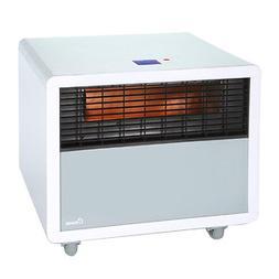 Crane USA 1500 Watt Infrared Heater, White, 1 ea
