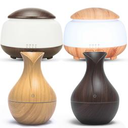 Intelligent 7 LED Humidifier Essential Oil Diffuser Aroma Ar