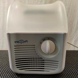 Pro Care Invisible Cool Mist Humidifier   Poor Condition   C