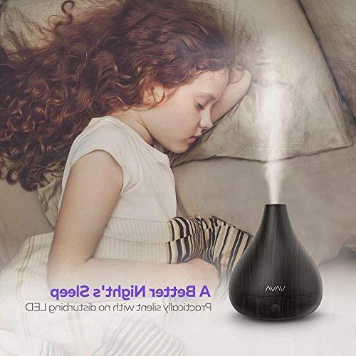 VAVA Essential Cool Mist Humidifier for Yoga No Disturb-