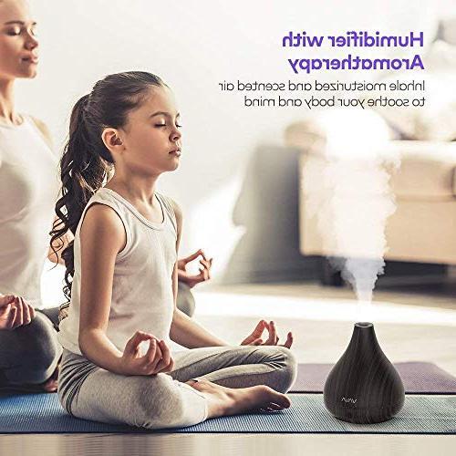 VAVA Essential Oils, Cool Mist Humidifier Bedroom Yoga Spa, Disturb-
