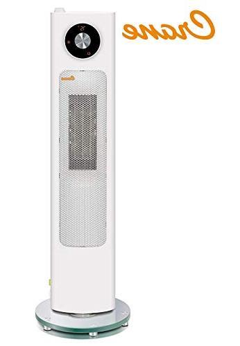 1 ceramic tower heater ultrasonic