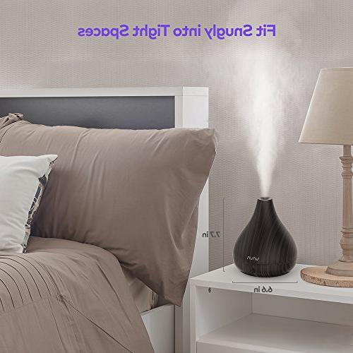 VAVA Diffuser & Humidifier, Oils Large Aroma Ultrasonic Mist Humidifiers for Office Home Bedroom Yoga Spa, No