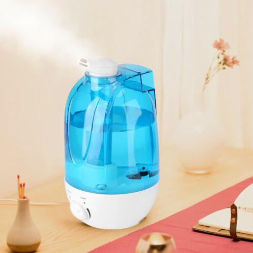 LED Humidifier Cool 4L