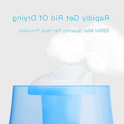 2.2L Ultrasonic Aroma Air Humidifier Purifier