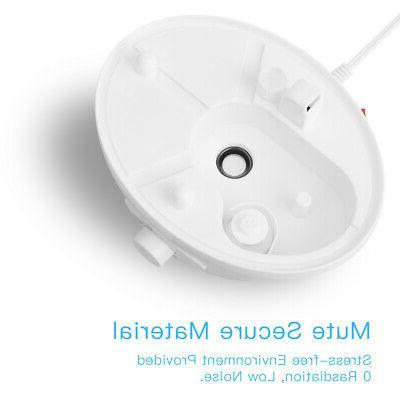 2.2L Ultrasonic LED Aroma Air Humidifier Purifier