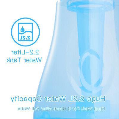 2.2L Ultrasonic Aroma Purifier