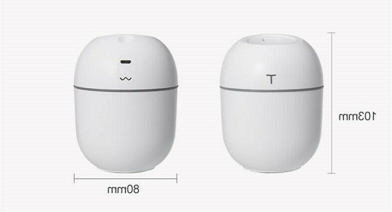 220ml USB Mini Home Aroma Purifier