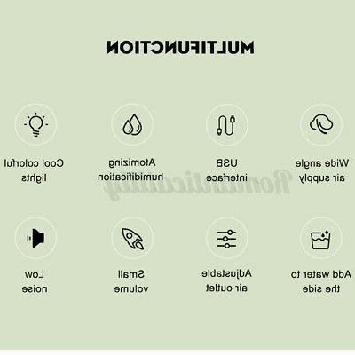 Portable Air Conditioner, Air Humidifier