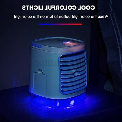 3 in 1 Portable Conditioner, Personal Air Fan,