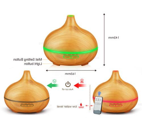 300ml Aroma Humidifier Essential Purifier