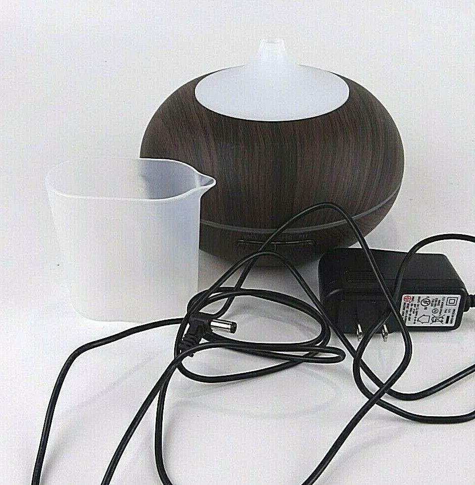 VicTsing Essential Diffuser, Grain Ultrasonic Aroma