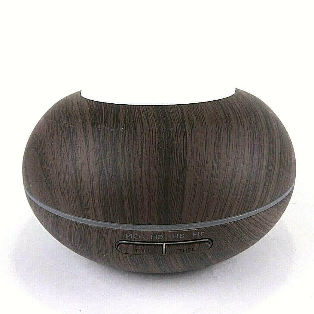 VicTsing 300ml Essential Diffuser, Wood Aroma