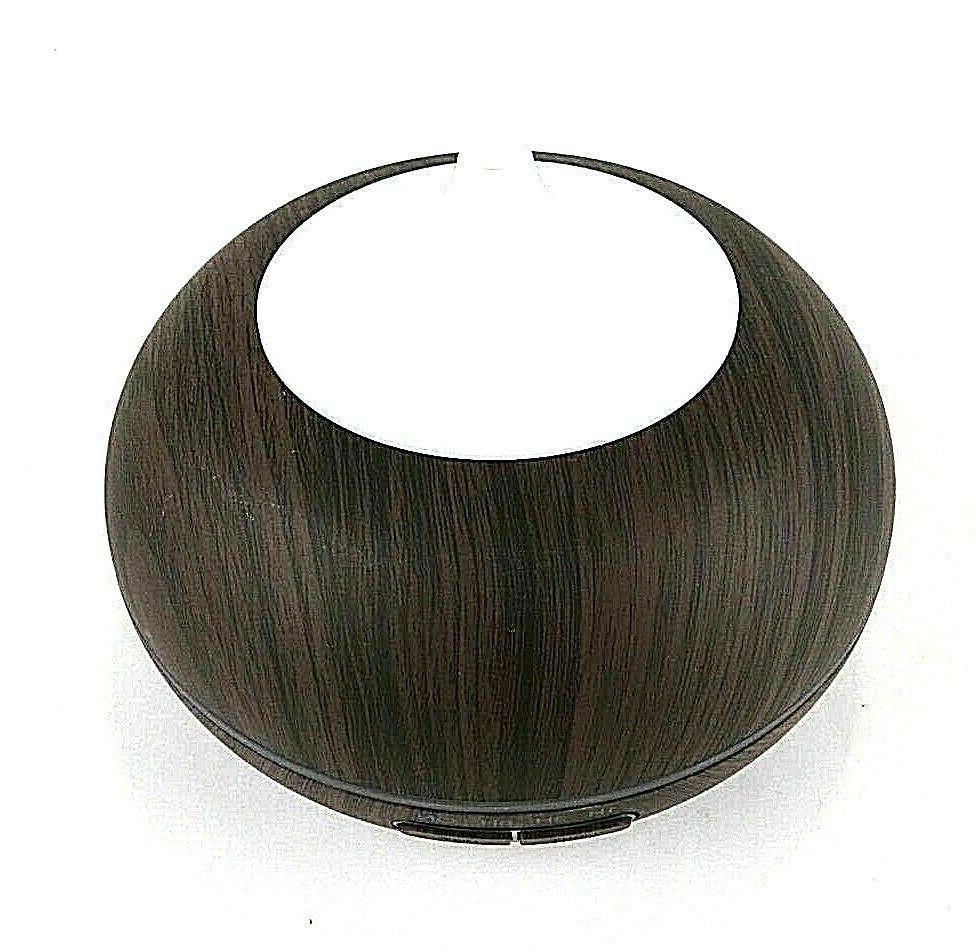 300ml essential oil diffuser wood grain ultrasonic