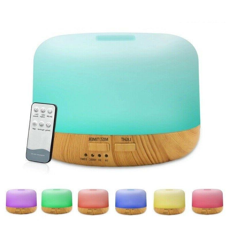 300ml Control Humidifier Aromatherapy