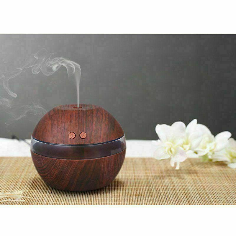 300ML USB Humidifier Diffuser Purifier Office