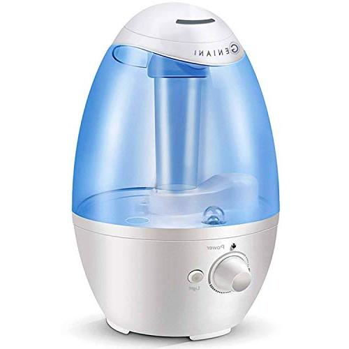 3l ultrasonic cool mist humidifier best air