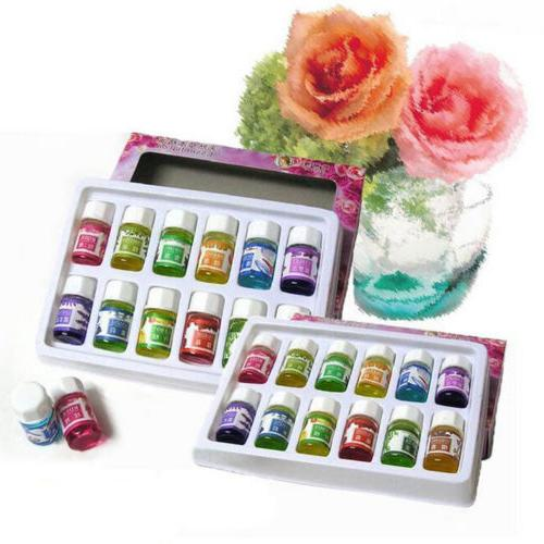 12 assorted scent 3ml essential oil home